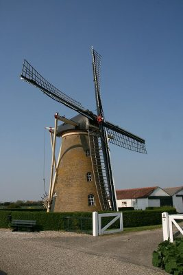 Meliskerkse Molen - Foto Quistnix - httpscommons.wikimedia.org.