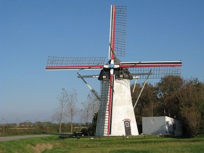 Molen 't Hert foto A. van der Linde - httpscommons.wikimedia.org