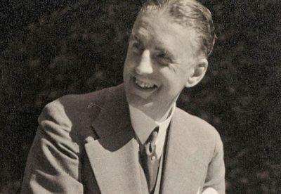 Mr. Dr. Jan de Walre de Bordes, burgemeester van Middelburg van 1939 tot 1942 - Foto Zeeuws Archief