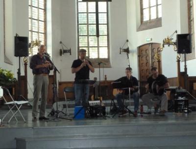 Muziek in de kerk? Meer dan gepast