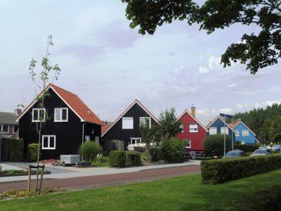 Noorse huizen - Foto Staatspareltje