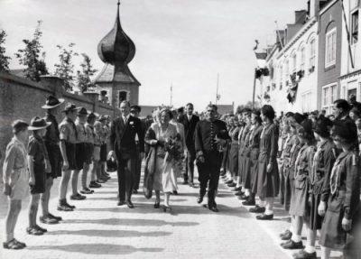 Officiële opening door Koningin Juliana in 1960