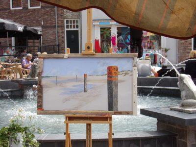 Onverwacht mooi schilderwerk