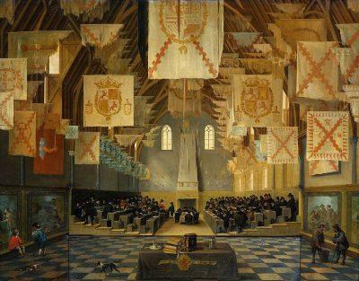Opening van de Grote Vergadering