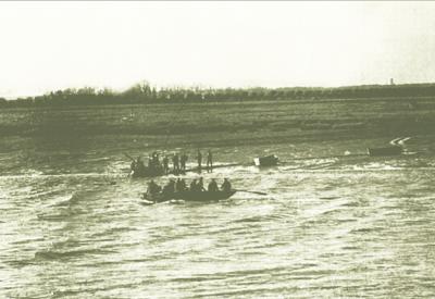 Operatie Mallard bij Nieuwdorp