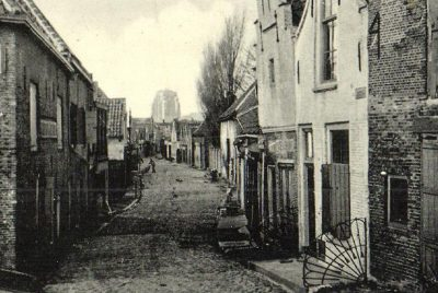 Oud Zierikzee in 1900
