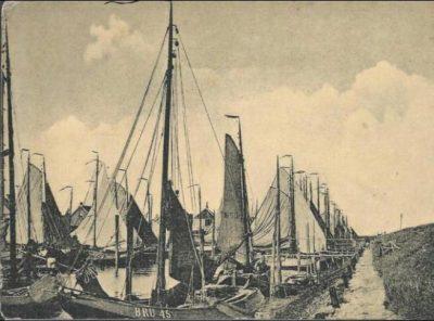 Oude haven van Bruinisse - Foto Dominic Haaij