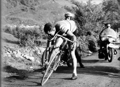 Pech onderweg in de Ronde van Lombardije