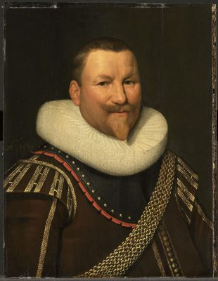 Piet Hein, een kopie uit 1629 naar een verloren gegaan origineel uit 1625 van Jan Daemen Cool