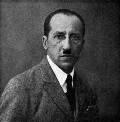Piet Mondriaan. Gepubliceerd in De Stijl 1922