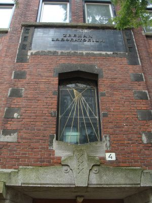 Pieter Zeeman Laboratorium in Amsterdam