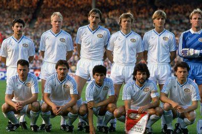 Poortvliet in het Nederlands elftal