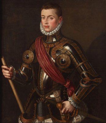 Portret van Don Juan