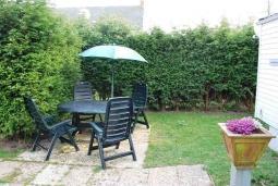 Relaxen in de eigen tuin