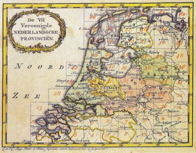 Republiek der Zeven Provincien