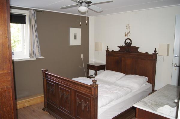 Romantische slaapkamer - Zalig-Zeeland.com
