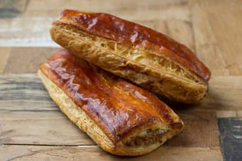Saucijzenbroodje, geen palingbroodje