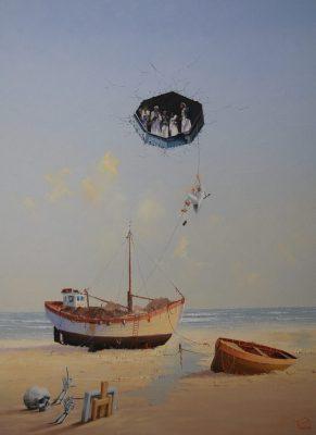 Schepen en Schedels - Arie Roon