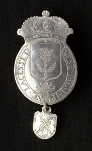 De zogenaamde Silver Badge