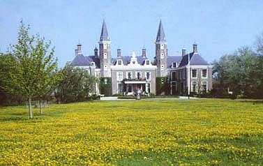 Slot ter Hooge zijn geboortehuis