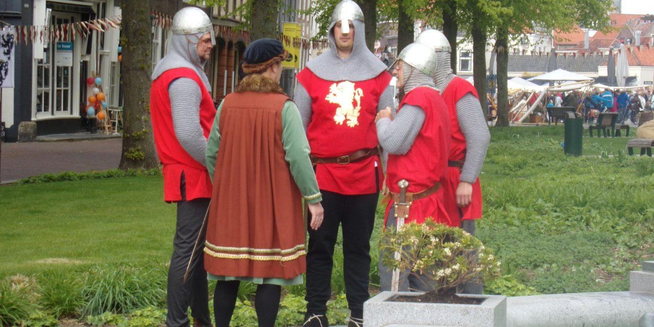12 mei – 800 jaar stadsrechten Zierikzee