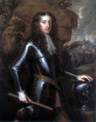 Stadhouder Willem III nam de leiding in de strijd tegen Frankrijk op zich
