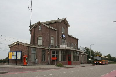 Station Kruiningen Yerseke