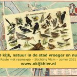 Vanaf 21 maart – O kijk, Natuur in de stad vroeger en nu!
