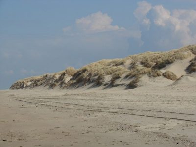 Strand bij Burgh-Haamstede