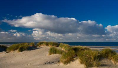 Stranden en duinen - Foto Aren Admiraal