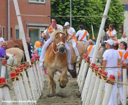 Traditioneel Ringrijden - Foto Kees Marijs