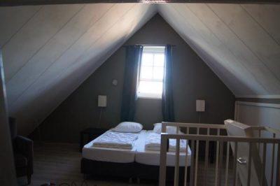 Tweede luxe slaapkamer