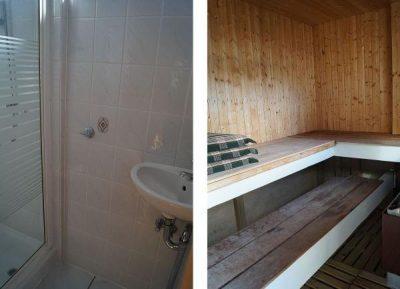Uw eigen sauna