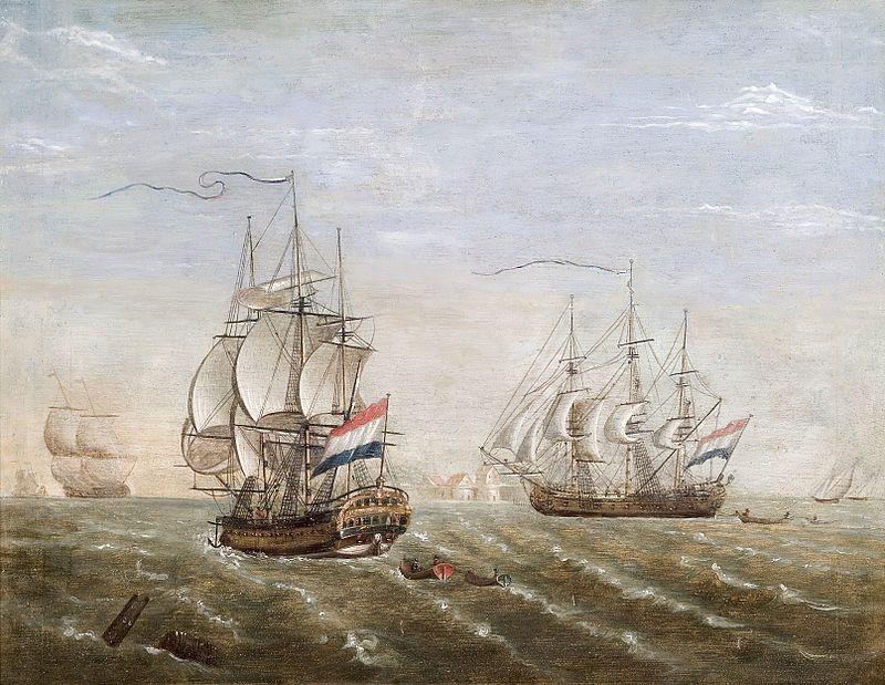 4 januari – Ondergang van de Geldermalsen