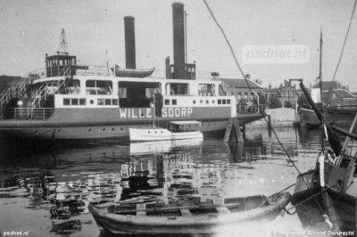 Veerboot-Willemsdorp - foto psdnet