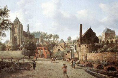 Veere in 1581