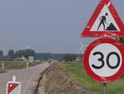 Veilige wegen en fietspaden