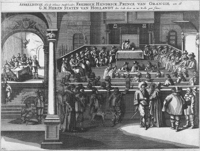 Vergadering van de Staten van Holland - 1625