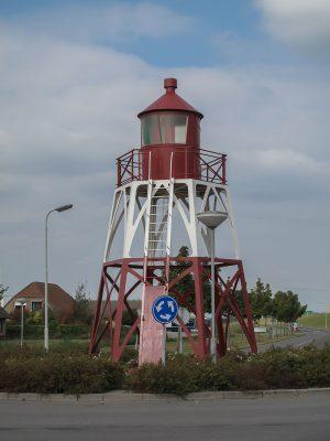 Verkeersplein in Hansweert
