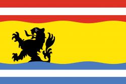 Vlag van Zeeuws Vlaanderen