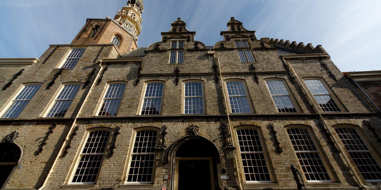 Stadhuismuseum Zierikzee.