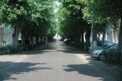 Voorstraat in Colijnsplaat