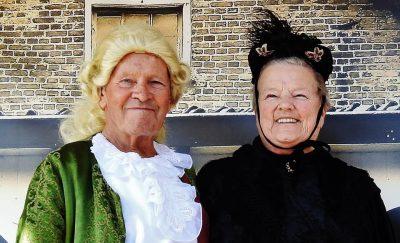 Wannes en Trudy Dorts