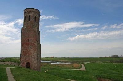 Wat rest van Koudekerke - de Plompe Toren