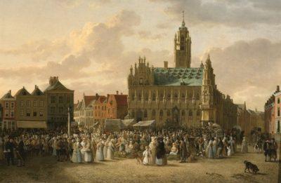 Welvarend Middelburg – 17de eeuw