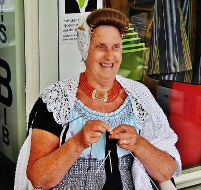 Westkapelse klederdracht - Foto Joke Bot