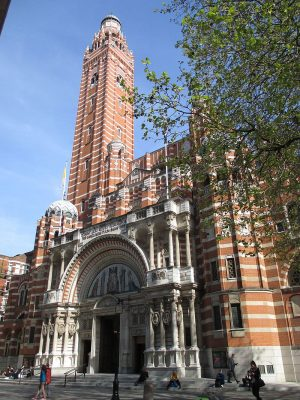 Westminster Cathedral Afbeelding Antiquary - commons.wikimedia.