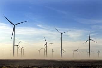 Windmolens, niet los te zien van de toekomst