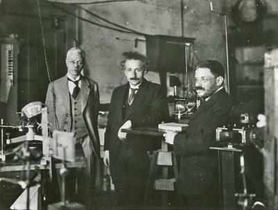 Zeeman met Einstein