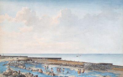 Zeeuwse dijkwerkers